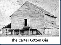 Carter Cotton Gin