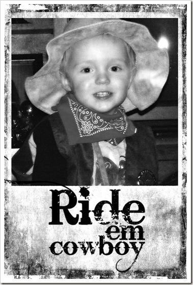 ride cowboy
