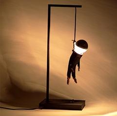 arielVICTOR: Unique Lamp Designs