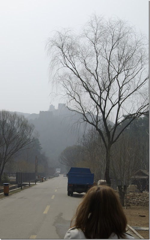 Path to Great Wall