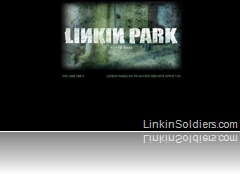Linkin Park  Website 2000 LinkinSoldiers.com