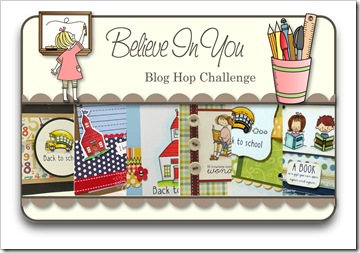Believe In You Blog Hop Challenge