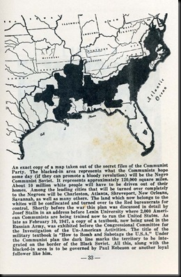 Reds Promote-Black America Map