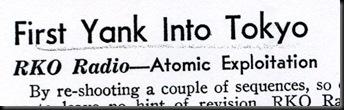 Atomic Exploitation