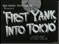 First Yank-Title