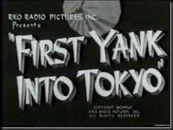 First Yank-Title