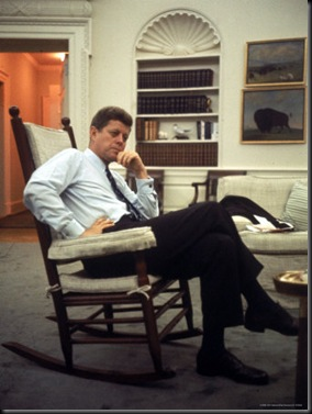 JFK-Rocking Chair