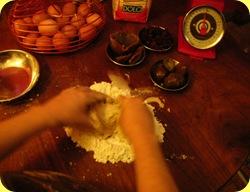 2 levadura y harina