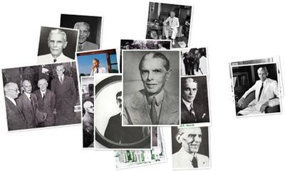 View M.A. Jinnah