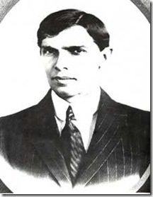 Young Mr. Jinnah