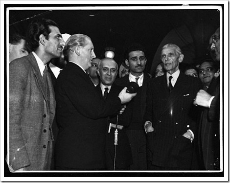 Quaid-e-Azam in London 1946