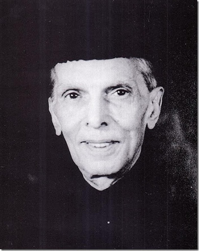 Quaid e Azam in a Pleasant
