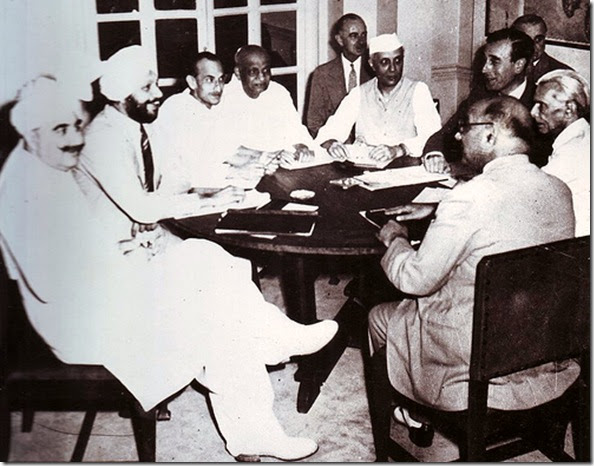 The Partition Agreement is reached - 3rd June, 1947  Quaid ...