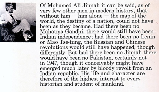 Tribute to the Quaid-e-Azam