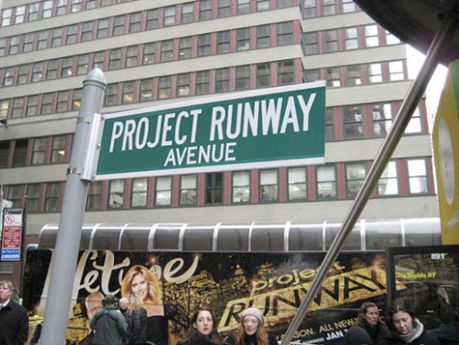 Project Runaway Avenue, New York City