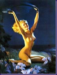 Classic Pin-Ups #1 - Seite 42 - Gil Elvgren - Gay Nymph (1947)