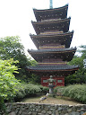 Ueno Zoo Pagoda