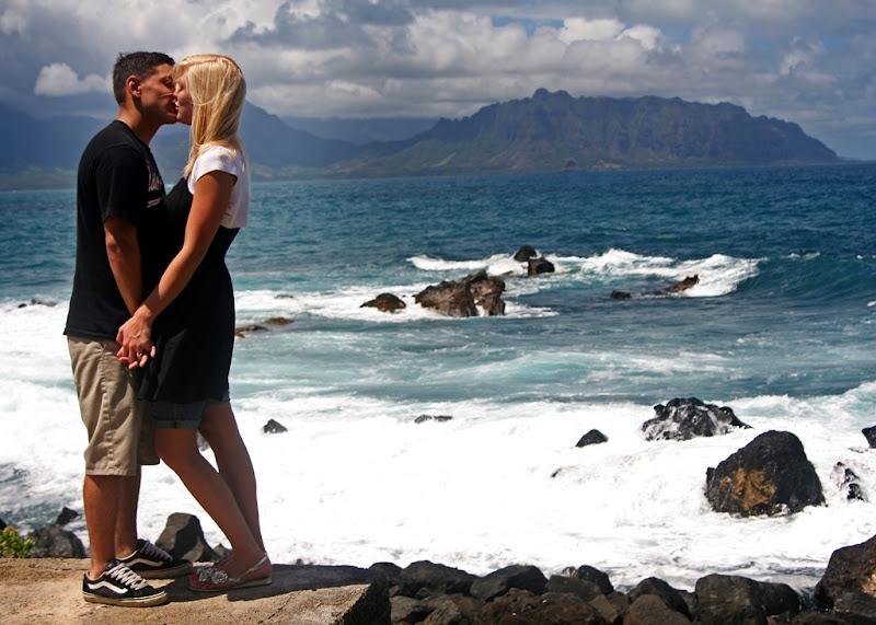 ocean kiss landscape 5x7