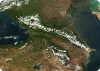 Служебная командировка на Северный Кавказ