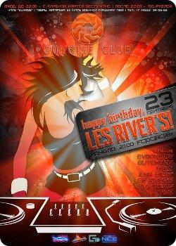 фото 23 сентября - Happy Birthday Les River'S