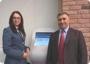 Налоговый электронный сервис открылся в новом торговом центре «Рубин»