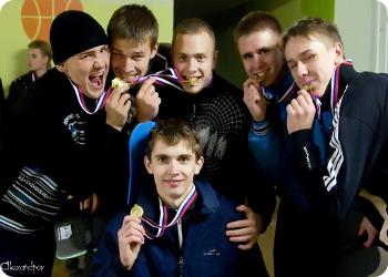В ТГТУ прошли соревнования по туристическому многоборью на Кубок Ректора
