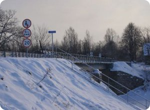 В Тверской области после ремонта введен в эксплуатацию очередной мост