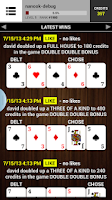 Screenshot of Video Poker Games Multiplayer