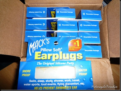 New Earplugs