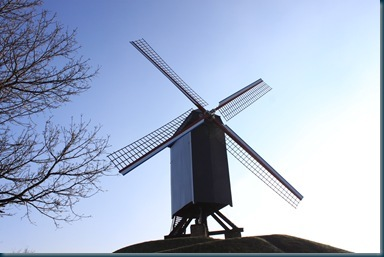 風車(Bonne Chiere)