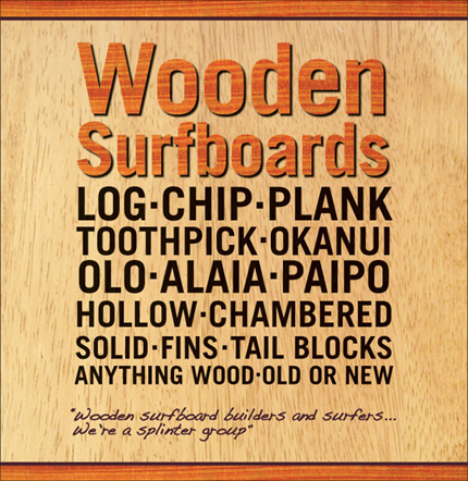 Wooden Surfboards Blog by Grant Newby