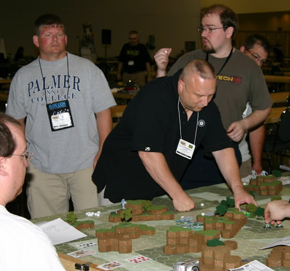 ORIGINS 2009 Battletech