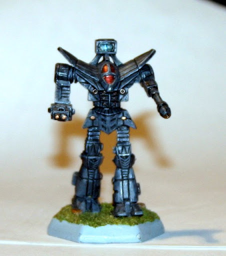 Battletech miniature Guillotine