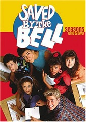 It's all right, 'cause I'm saved by the bell