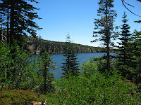 Carr Lake Photo