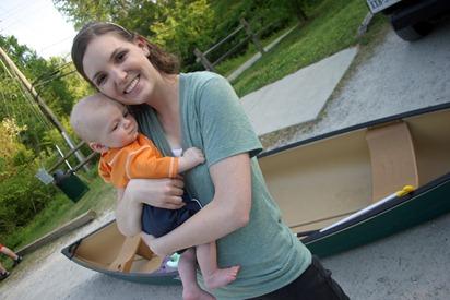 1st Canoe Trip 4