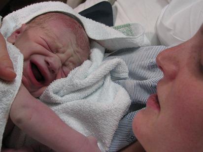Calvin Birth 037