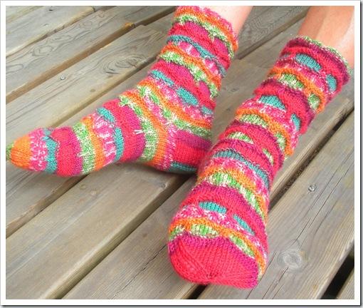 kråkspark sockor