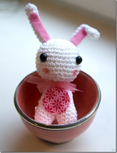 stadshimmel - liten kanin