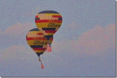 Albuquerque Balloon Festival 2009 010