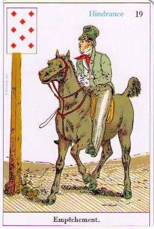SIGNIFICADO DE LAS 52 CARTAS SIBILA DE SALON..... SS19