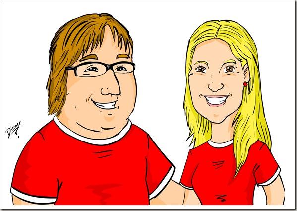 Fernando e Cheila