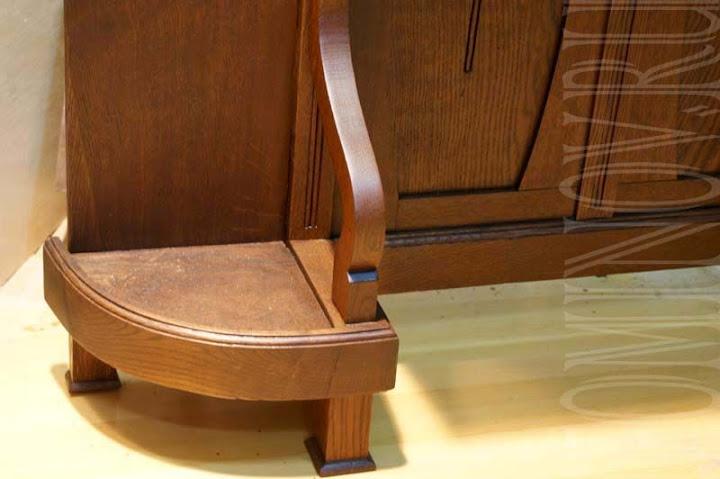 портфолио реставратора антикварной мебели