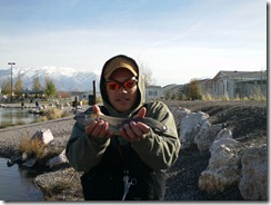 John with Rainbow Trout 1
