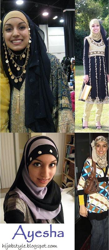 Muslimah Style: Ayesha