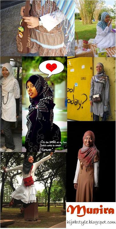 Muslimah Style: Munira