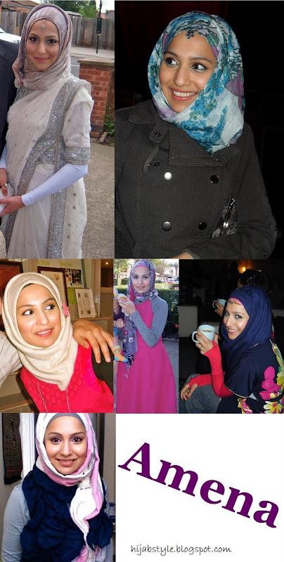 Muslimah Style: Amena