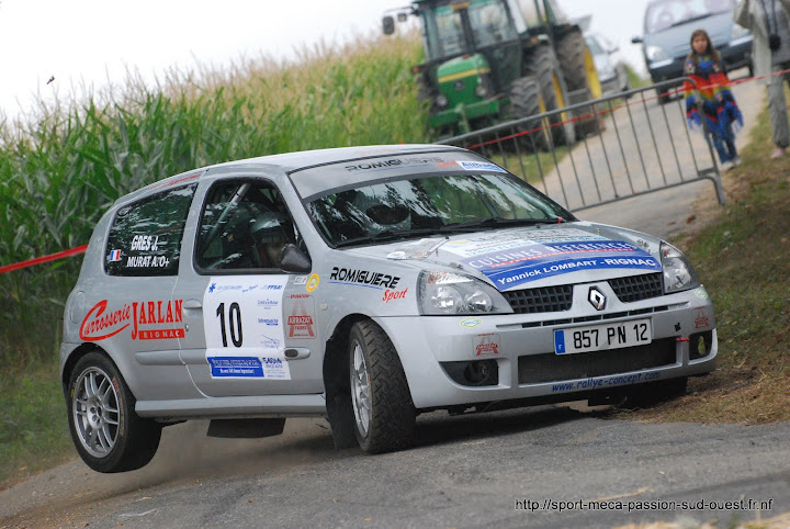 Alexis MURAT / Johan GRES - Clio RS F214 Rallye%20des%20100%20Vall%C3%A9es%202010%20158