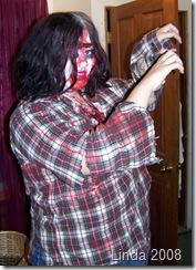 Thriller Zombie Amanda 2