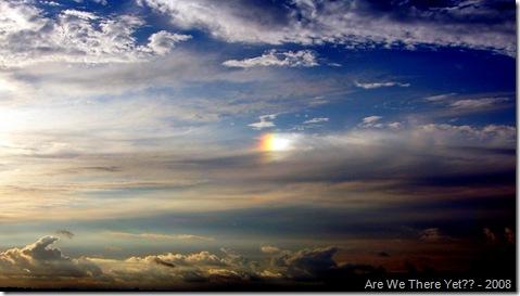 Block Island rainbow